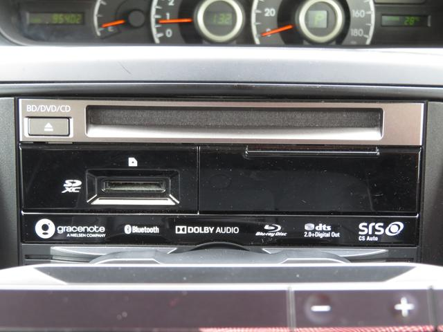 トランス-X ワンオーナー 社外SDナビ フルセグTV ブルーレイ再生 CD/DVD再生 Bluetoothオーディオ バックカメラ 前後ドライブレコーダー ETC キーレスキー ラゲッジボード付き 電動格納ミラー(74枚目)