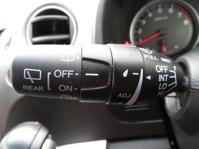 RSZ Sパッケージ 純正HDDナビ フルセグTV CD/DVD再生 バックカメラ ETC パドルシフト オートエアコン キーレスキー オートライト HIDヘッドライト フォグランプ 本革巻きステアリング 純正R17AW(25枚目)