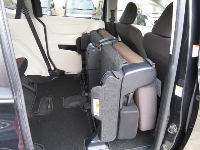 G エマージェンシーブレーキ 車線逸脱警報 オートハイビーム 両側パワースライドドア 純正SDナビ フルセグ CD/DVD Bluetoothオーディオ バックカメラ アイドリングストップ スマートキー(72枚目)