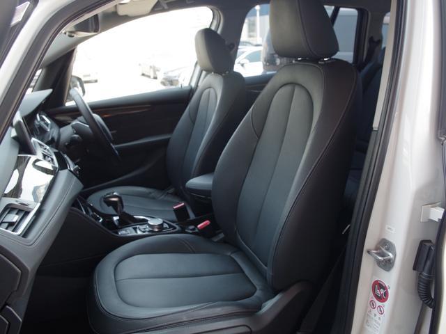 BMW BMW 218iグランツアラー パーキングサポートPKG