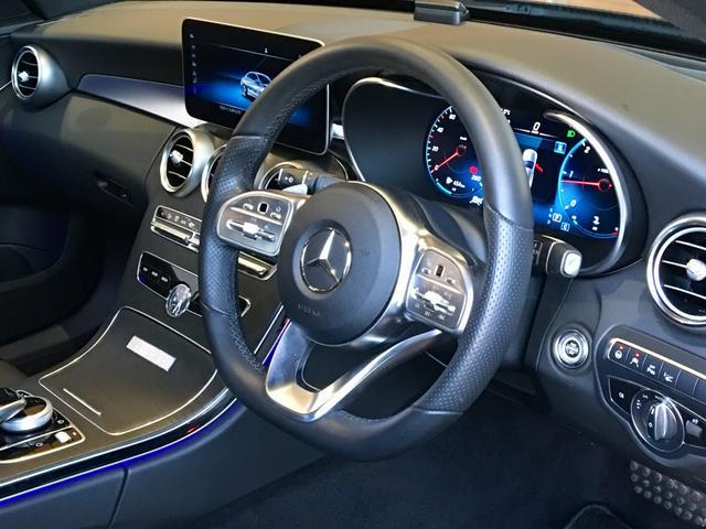 C220dローレウスエディションスポーツプラスパック Apple CarPlay・レーダーセーフティpkg・純正HDDナビ・Bカメラ・地デジTV・ヘッドアップD・フットオープナー・LEDヘッド(4枚目)
