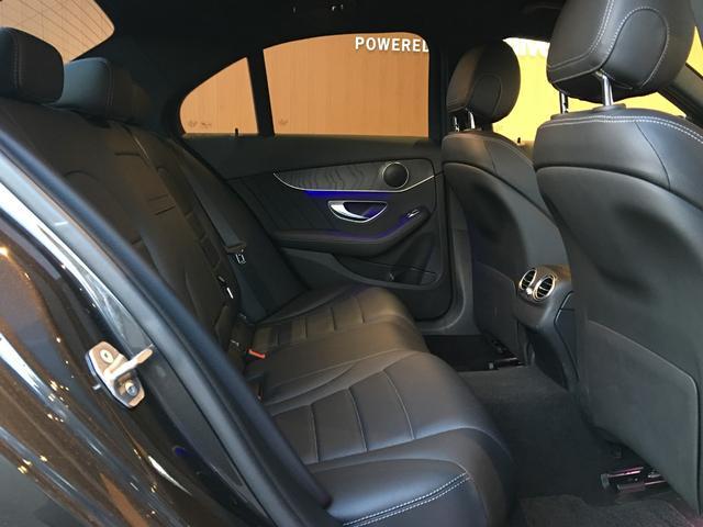 C220dローレウスエディションスポーツプラスパック Apple CarPlay・レーダーセーフティpkg・純正HDDナビ・Bカメラ・地デジTV・ヘッドアップD・フットオープナー・LEDヘッド(6枚目)