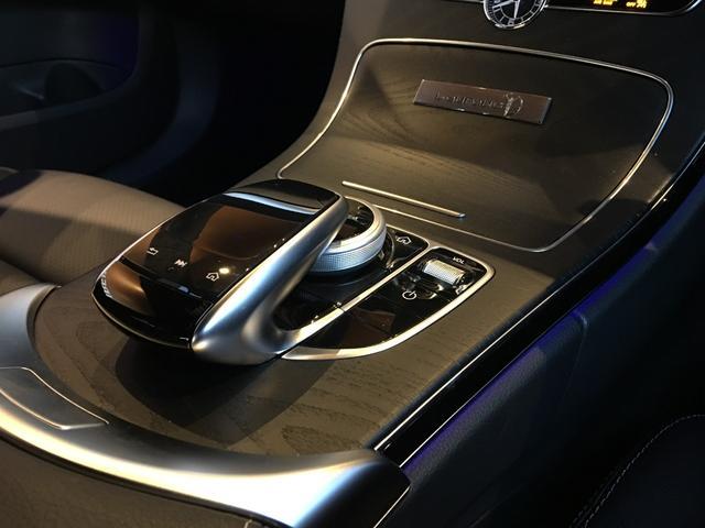 C220dローレウスエディションスポーツプラスパック Apple CarPlay・レーダーセーフティpkg・純正HDDナビ・Bカメラ・地デジTV・ヘッドアップD・フットオープナー・LEDヘッド(14枚目)