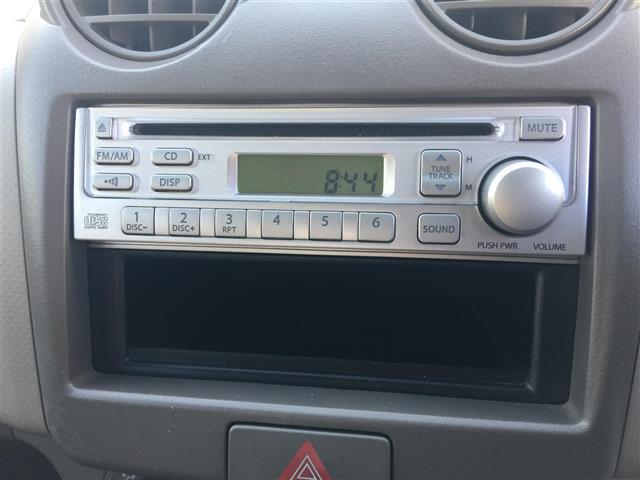 スズキ アルト X キーレス CD