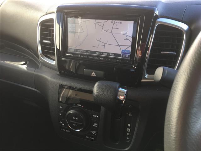 カスタム XS メモリナビ 4WD ベンチシート(8枚目)