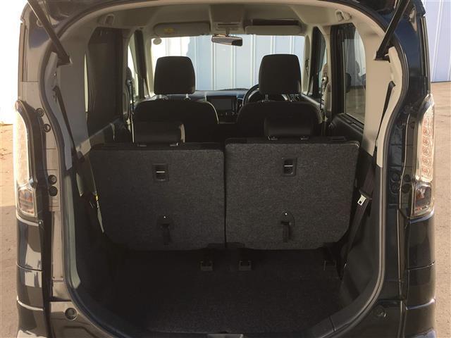 カスタム XS メモリナビ 4WD ベンチシート(14枚目)