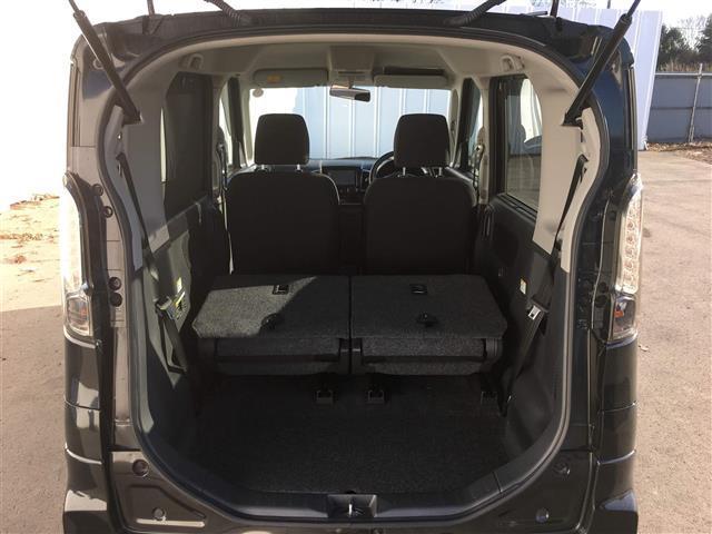 カスタム XS メモリナビ 4WD ベンチシート(16枚目)