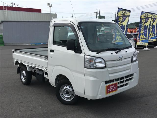 農用スペシャル 5MT 4WD 純正ラジオ 荷台ゴムマット(7枚目)