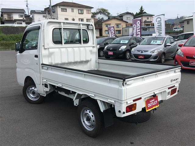 農用スペシャル 5MT 4WD 純正ラジオ 荷台ゴムマット(10枚目)