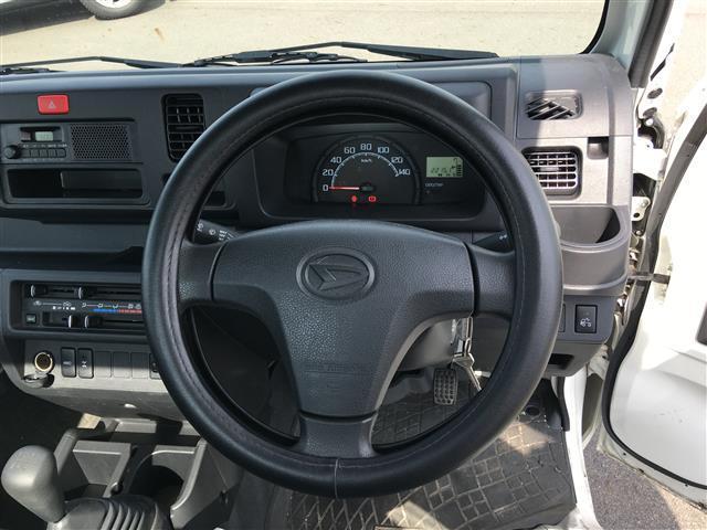 農用スペシャル 5MT 4WD 純正ラジオ 荷台ゴムマット(13枚目)