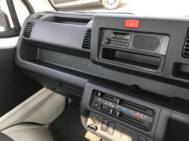 農用スペシャル 5MT 4WD 純正ラジオ 荷台ゴムマット(17枚目)