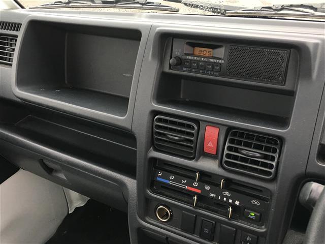農繁 1オーナー 5MT 4WD 純正ラジオ(15枚目)