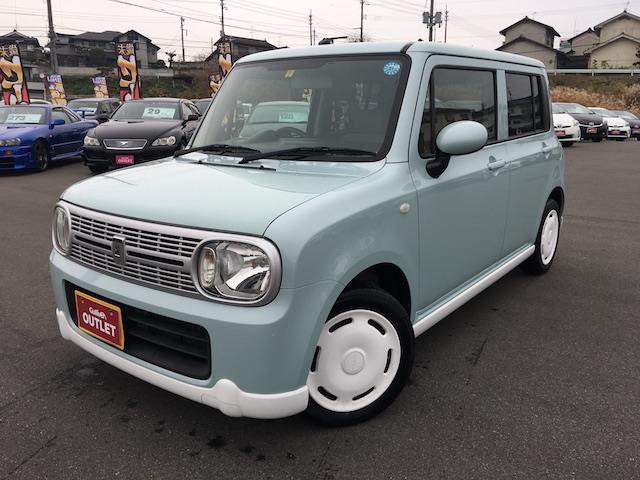 「スズキ」「アルトラパン」「軽自動車」「島根県」の中古車6