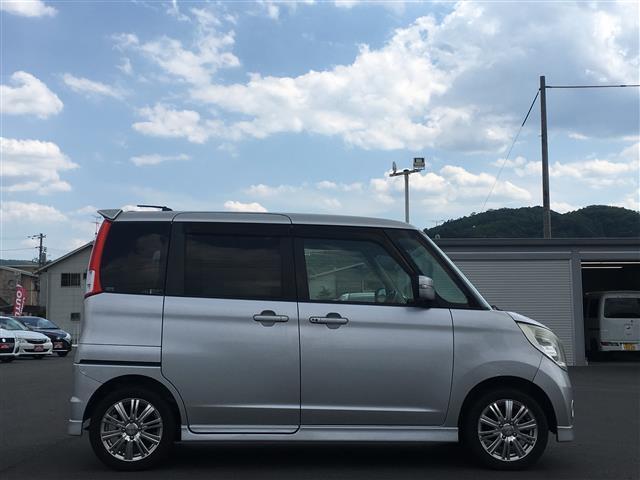 「スズキ」「パレット」「コンパクトカー」「岡山県」の中古車6