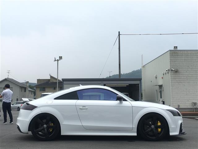 「アウディ」「TTクーペ」「クーペ」「岡山県」の中古車12