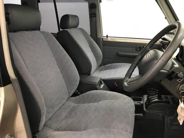 4.2 LX ディーゼル 4WD(8枚目)