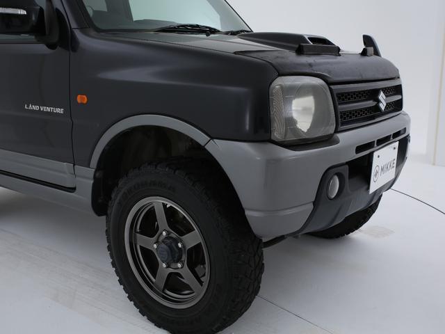ランドベンチャー リフトアップ/ユーザー様買取車両(8枚目)