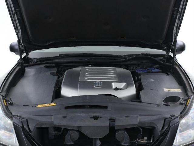 エンジンは3500ccのガソリン!パワフルなエンジンです!