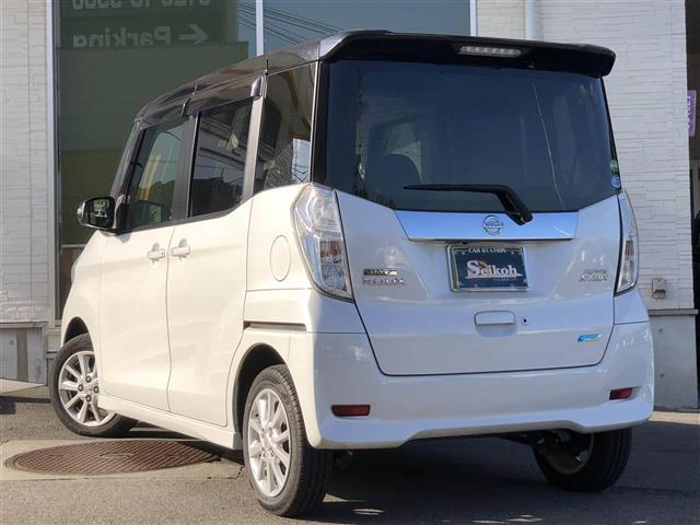 「日産」「デイズルークス」「コンパクトカー」「大分県」の中古車9