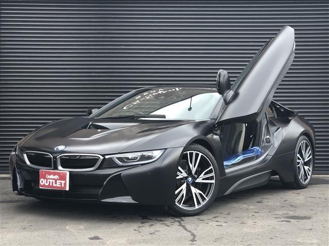 「BMW」「i8」「クーペ」「大分県」の中古車7