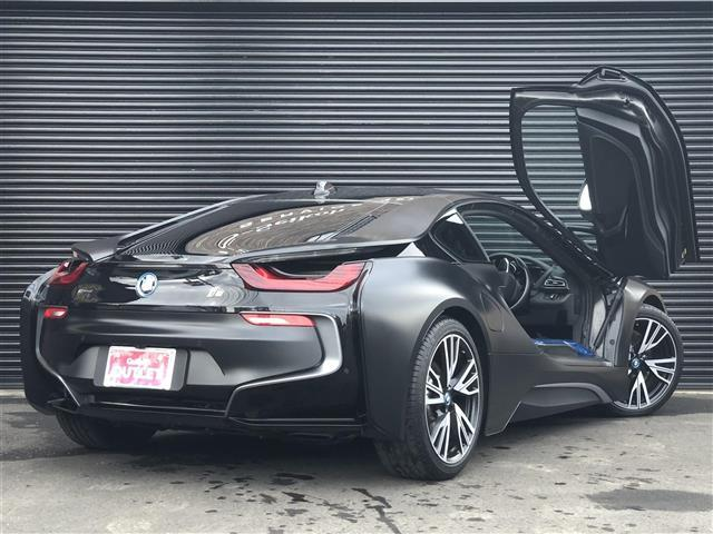 「BMW」「i8」「クーペ」「大分県」の中古車11