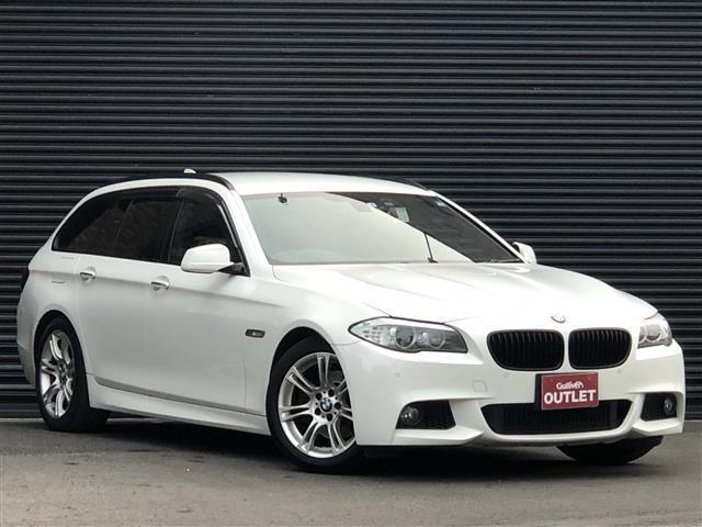 「BMW」「5シリーズ」「ステーションワゴン」「大分県」の中古車4