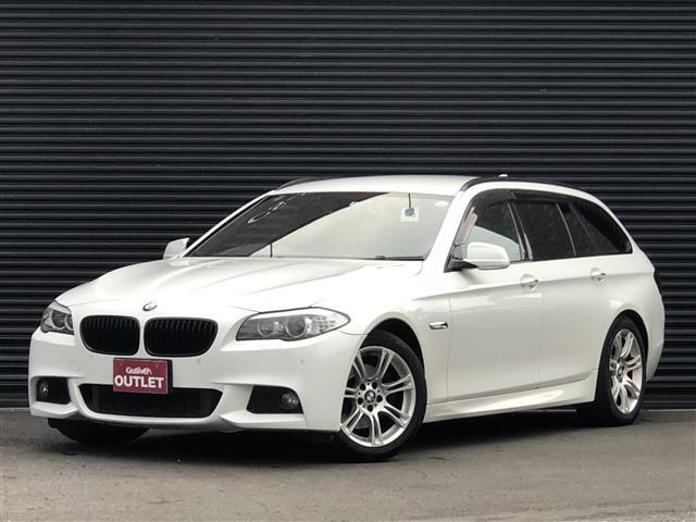 「BMW」「5シリーズ」「ステーションワゴン」「大分県」の中古車6