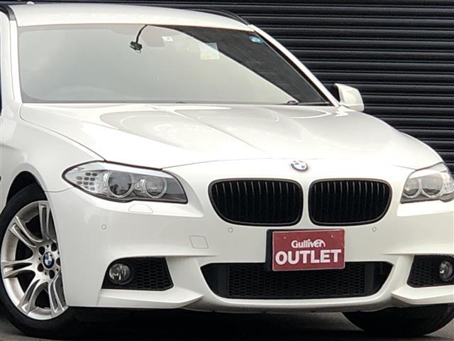 「BMW」「5シリーズ」「ステーションワゴン」「大分県」の中古車12