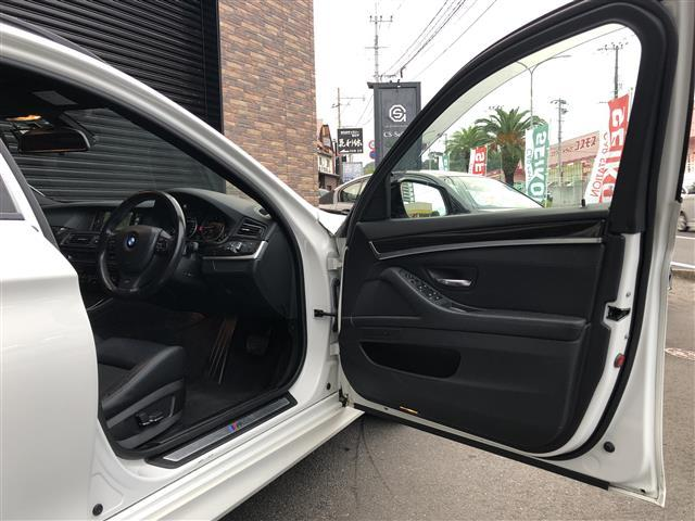 「BMW」「5シリーズ」「ステーションワゴン」「大分県」の中古車17