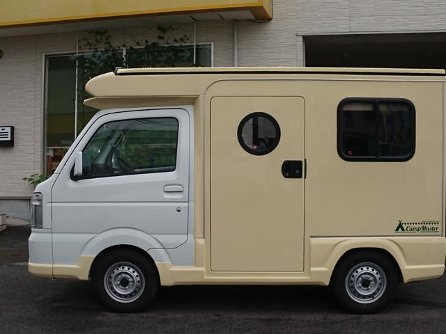 CampMaster キャンピング車 4WD AC PS(4枚目)