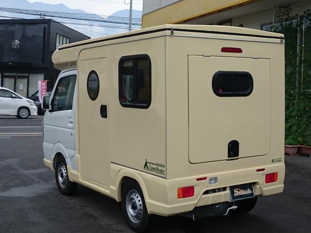 CampMaster キャンピング車 4WD AC PS(5枚目)