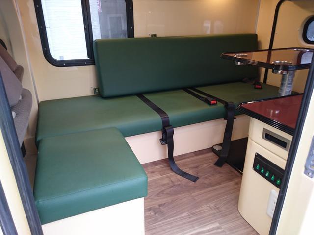 CampMaster キャンピング車 4WD AC PS(9枚目)