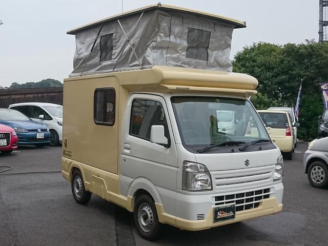 CampMaster キャンピング車 4WD AC PS(15枚目)