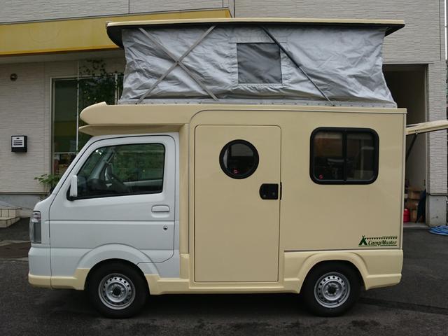 CampMaster キャンピング車 4WD AC PS(16枚目)