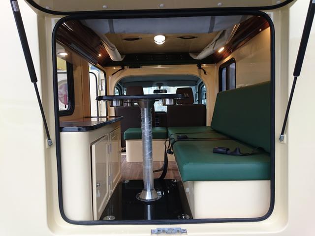 CampMaster キャンピング車 4WD AC PS(19枚目)