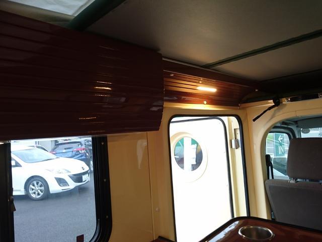 CampMaster キャンピング車 4WD AC PS(20枚目)