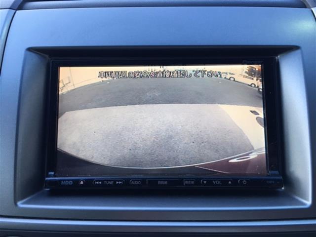マツダ MPV 23C ワンオーナー HDDナビワンセグ サイドバックカメラ