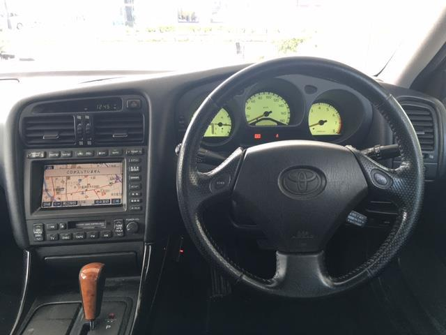 トヨタ アリスト V300 ベルテックエディション