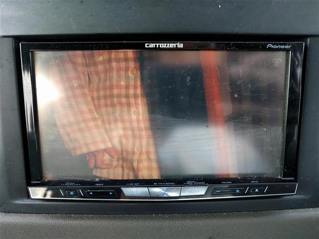 三菱 パジェロ ロング エクシードS 4WD HDDナビ フルセグTV
