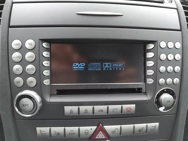 メルセデス・ベンツ M・ベンツ SLK パワーシート ETC DVD再生 HID CD MD