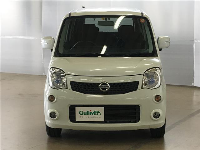 日産 モコ G FOUR 4WD メモリーナビ フルセグTV DVD再生