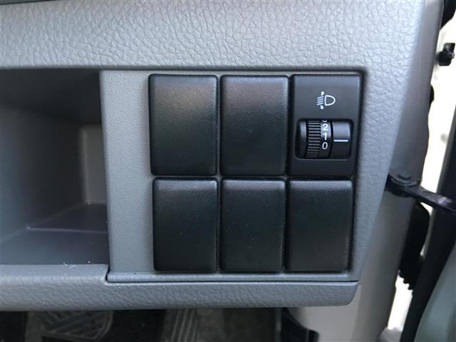 スズキ ワゴンR FX キーレス 純正オーディオ 社外15インチAW 電格ミラ