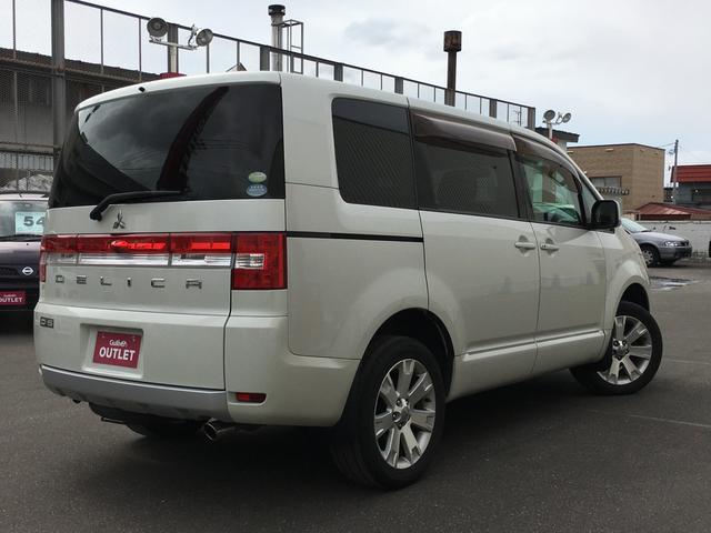 G-Premium 4WD ナビ 後席モニタ 両側パワスラ(7枚目)