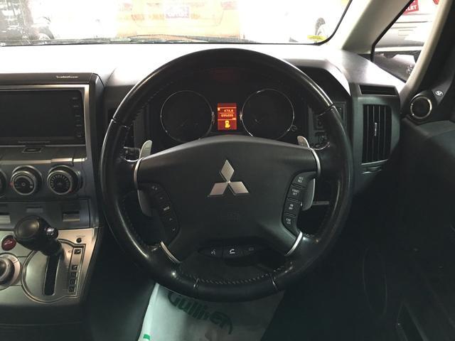 G-Premium 4WD ナビ 後席モニタ 両側パワスラ(16枚目)
