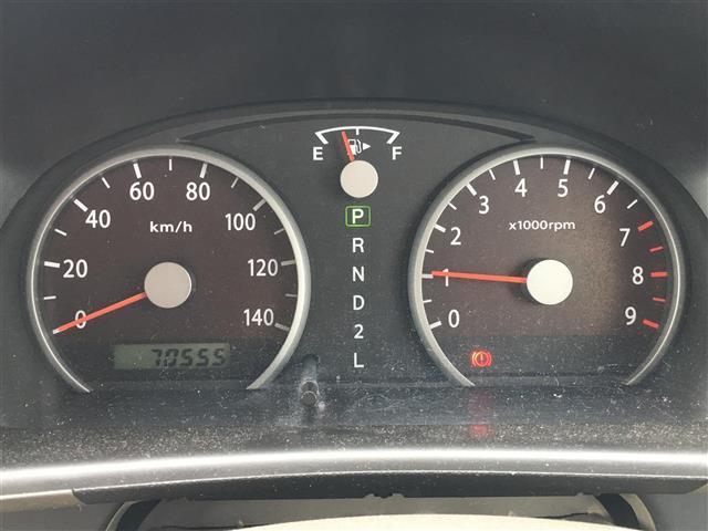 ジョイン ターボ 4WD ETC ドアバイザー スペアキー(8枚目)