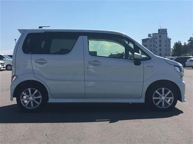 「スズキ」「ワゴンR」「コンパクトカー」「富山県」の中古車19