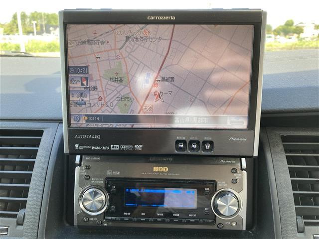 プラタナリミテッド HDDナビ carrozzeria  WMW MP3 バックカメラ 両側パワースライドドア ETC エンジンスターター スマートキーカーテンエアバック純正キセノンヘッドライト(15枚目)