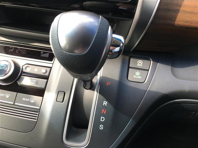 G・ホンダセンシング 衝突軽減装置 純正HDDナビ バックカメラ ETC 両側電動ドア レーダークルーズコントロール LEDヘッドライト ハーフレザーシート 純正15インチアルミホイール(9枚目)