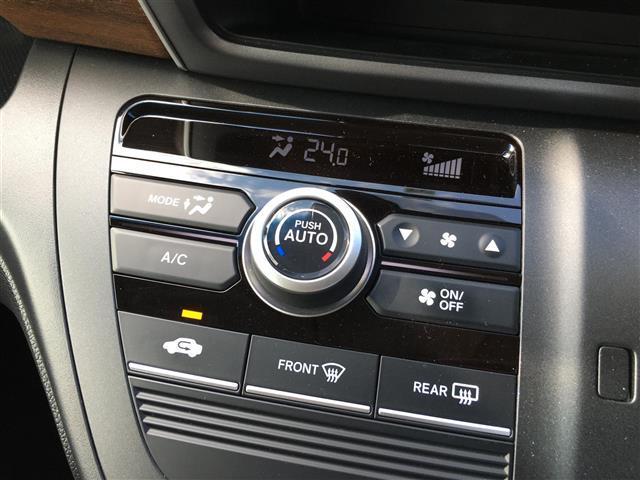 G・ホンダセンシング 衝突軽減装置 純正HDDナビ バックカメラ ETC 両側電動ドア レーダークルーズコントロール LEDヘッドライト ハーフレザーシート 純正15インチアルミホイール(10枚目)