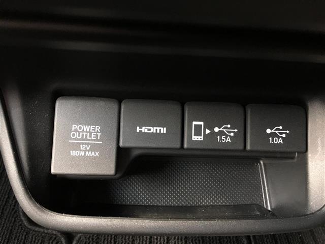G・ホンダセンシング 衝突軽減装置 純正HDDナビ バックカメラ ETC 両側電動ドア レーダークルーズコントロール LEDヘッドライト ハーフレザーシート 純正15インチアルミホイール(11枚目)